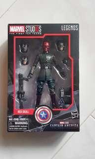 Marvel Legends Studios Red Skull Hydra Soldier