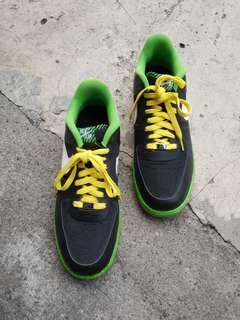 Nike Lunar Force 1 Low (Neon Green)