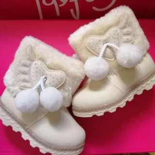 Fur Toddler's Fashion Boots
