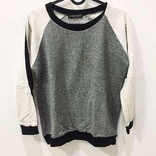 Grey sweatshirt by Sixence