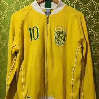Nike Brazil football jacket