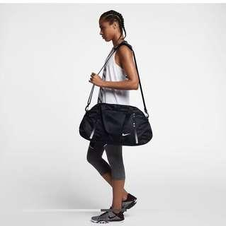 New with tag Nike Auralux Club solid training bag with Stephanie Au's signature