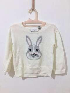 Branded Bunny Sweatshirt NEW
