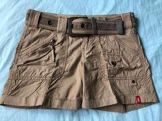 Esprit khaki shorts