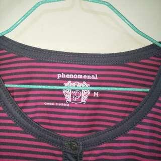 Phenomenal Pink Stripes