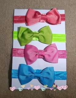 Basic Bow Softbands set 2