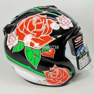 Helmet MHR OF518 Rose Arai Ram III With Visor