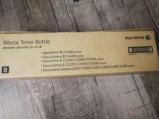 Fuji Xerox Waste Toner Bottle