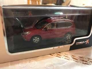 Premium X Subaru Forester 1/43