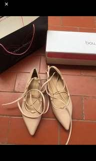 Bow-Bow Ballerina Shoes