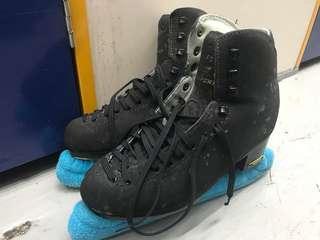 Risport 溜冰鞋 70%new size 255