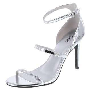 FIONI Payless Silver Heels