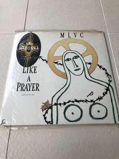 Madonna - Like a prayer LP