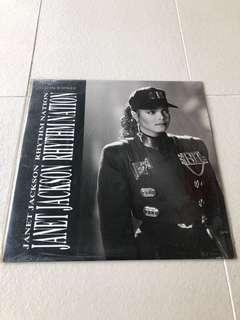 Janet Jackson - Rhythm Nation LP
