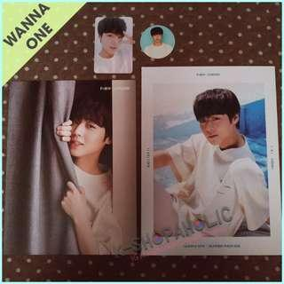 WANNA ONE SUMMER PACKAGE JIHOON SET (with FREE GIFTs)
