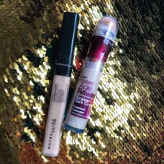 Maybelline Concealer (Both for RM30)‼️