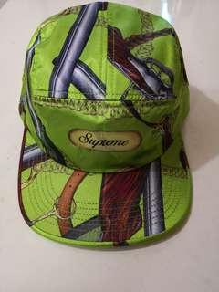 美國街牌Supreme Camp Cap