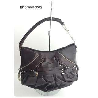 Christian Dior Full Leather Belt Bag