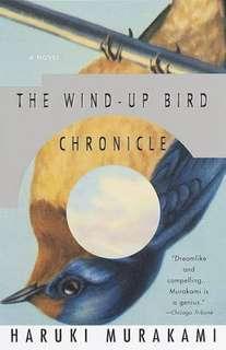 EBOOK Haruki Murakami The Wind Up Bird Chronicle