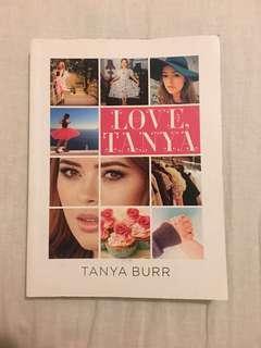Love, Tanya Book