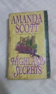 Highland secrets by Amanda Scott