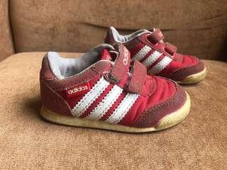 kasut baby adidas