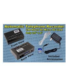 Home Telephone Recorder