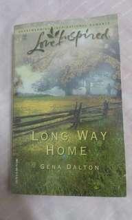Long way home by Gena Dalton