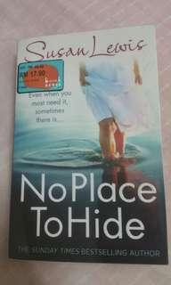 No place to hide by Susan Lewis