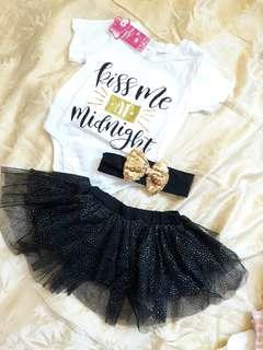 Setelan anak cewe new tutu dress