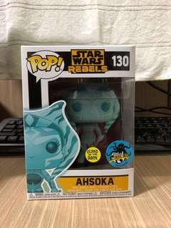Funko POP Ashoka Tano LA comic con exclusive