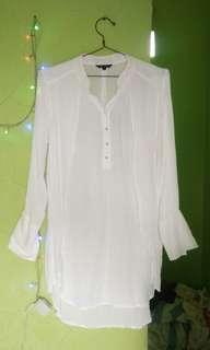 Midi blouse kemeja the executive