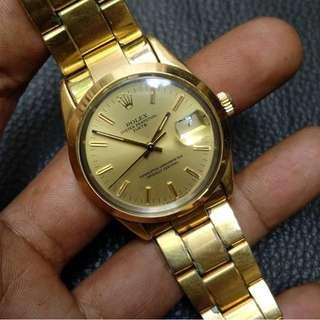 ROLEX auth watch only