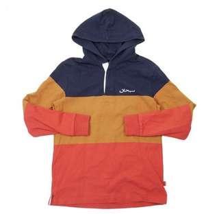 🚚 Supreme rugby hoodie