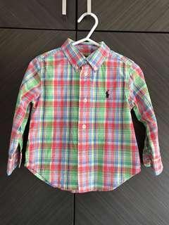 Ralph Lauren Shirt(18 month)