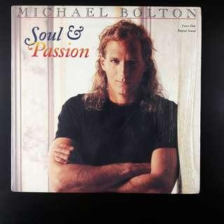 Michael Bolton Soul & Passion