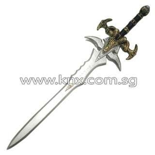 Preorder – MIS 0104 – World of Warcraft Lich King Frostmourne Foam Sword