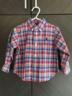 Ralph Lauren Shirt (18 month)