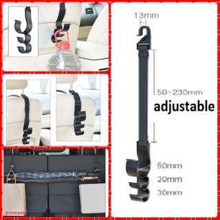 car seat hook hanger cars seats umbrella holder