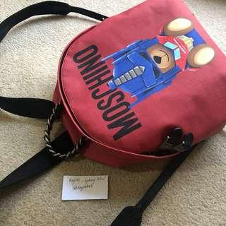 Moschino Backpack - SOLD OUT