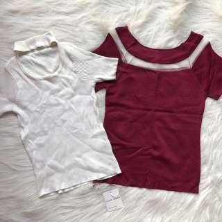 Knitted tops BUY1TAKE1