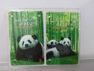 1997年大熊貓紀念車票