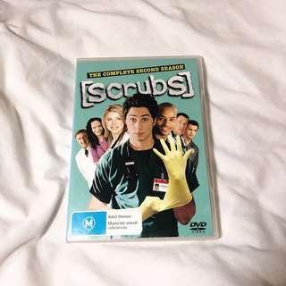 Scrubs Season 2 4-Disc Set