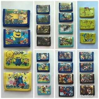 Wallet for Kids (Selected Design)