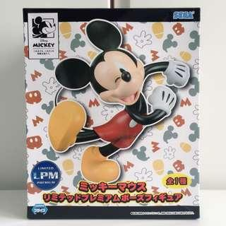 100% New & Real Disney Mickey Mouse figures