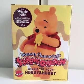 100% New & Real Disney Winnie the Pooh figures