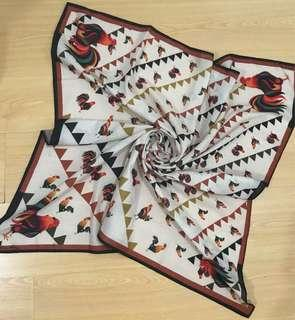 Jilbab Voal Rooster