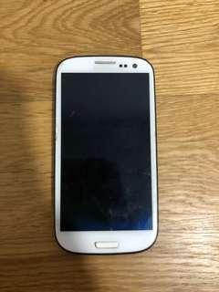 SALE: Samsung S3 16Gb!