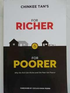 For Richer and For Poorer by Chinkee Tan