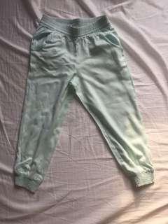 Comfort Light Green Pants